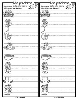Segmentación de fonemas para los más pequeños