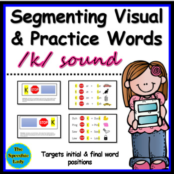 Segmented K-words with Visual Support