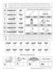 Segmenting & Blending Nonsense Word Fluency Homework Sampler (FREE)