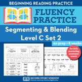 Segmenting & Blending Nonsense Word Fluency C2 - Sounding