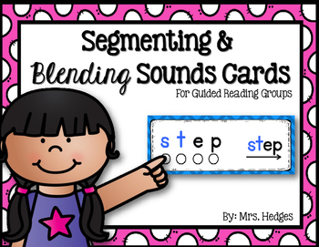 Segmenting & Blending Sound Cards