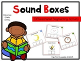 Sound Boxes - Segmenting Activity