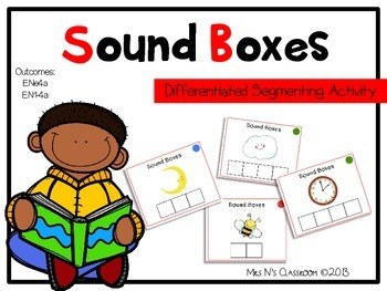 Sound Boxes - Segmenting Activity