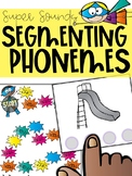 Segmenting Phonemes (with 4 ways to play)