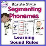 Phonemic Awareness Activities | Phoneme Segmentation Activities