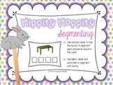 Segmenting Sounds ~ Hippity Hoppity Segmenting