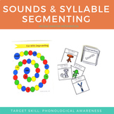 Phonological Awareness - Segmenting Sounds and Syllables