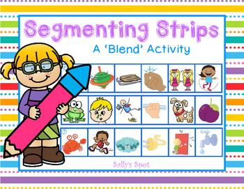 Segmenting Strips - Segment with 'Blends'