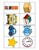 Segmenting Syllables Sorting Activity - Phonological Awareness Activity