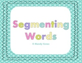 Segmenting Words Board Games