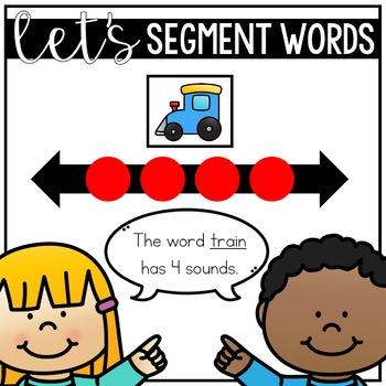Segmenting Words - Let's Segment