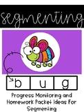 Segmenting Words for Dibels and Dibels Next Practice