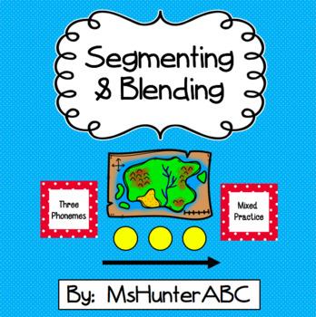 Segmenting and Blending 3 Phonemes