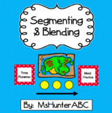 Segmenting and Blending 3 Phonemes