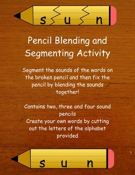 Segmenting and Blending Activity