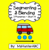 Segmenting and Blending Short A