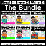 Segmenting and Blending Words: The Bundle