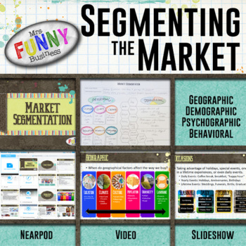 Segmenting the Market