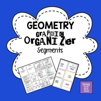Segments Graphic Organizer
