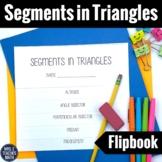 Segments in Triangles Flipbook