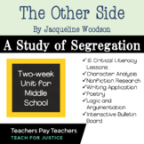 Segregation/Jim Crow Laws & The Other Side by Jacqueline W