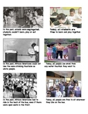 Segregation: Past and present sort and match
