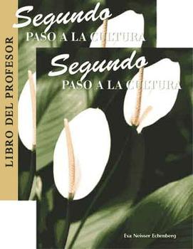 SP 2 - Segundo paso a la cultura - Culture for entire year