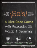 Seis: A Dice Race Game to Review Realidades 3B (Spanish 1)