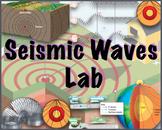 Seismic Waves Lab w/ Answer Document