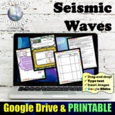 Seismic Waves Lesson | Distance Learning & Google