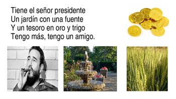 Selección de versos sencillos por José Martí