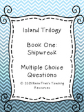 Selected Response Question for Island: Book One: Shipwreck