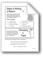 Selecting a Topic and Finding Information