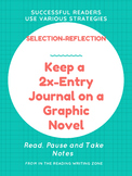 Selection-Reflection: Keeping a Double-Entry Journal on a Graphic Novel
