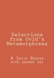 Selections from Ovid's Metamorphoses (complete book) also