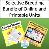 Selective Breeding Bundle Online and Printable Units