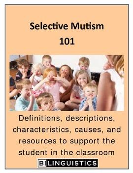Selective Mutism 101
