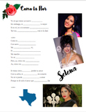 Selena Como la flor song canción