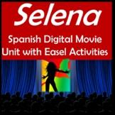 Selena Digital Movie Unit - Google Slides, Videos, Movie Critique, Biography
