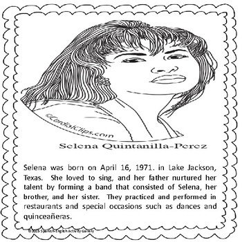 Selena - Tejano Music Hispanic Icon
