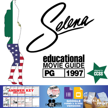 Selena Movie Guide (PG - 1997)