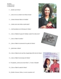 Selena Movie Questions and Graphic Organizers