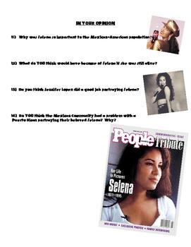Selena Movie Viewing Guide