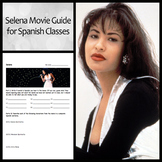 Selena Movie Worksheet/Question Guide