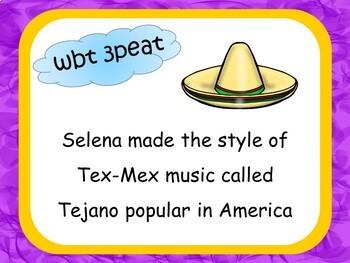 Selena: Musicians in the Spotlight
