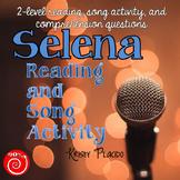 Selena Reading and Music Pack (featuring Bidi Bidi Bom Bom)