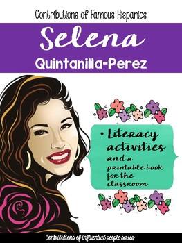 Selena quintanilla perez contributions of famous hispanics tpt selena quintanilla perez contributions of famous hispanics voltagebd Gallery