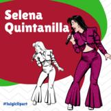 Selena Quintanilla Spanish Clipart