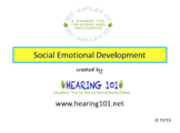 Self-Advocacy 101– 4- PowerPoints (Deaf/Hard of Hearing Resource)