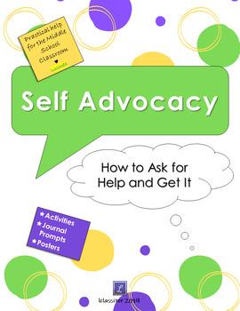 Self Advocacy  - Activities 1